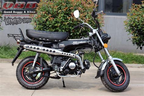 Honda Motorrad 50ccm by Skyteam Dax 50 St50 6 50ccm Moped F 252 R 2 Personen Skyteam