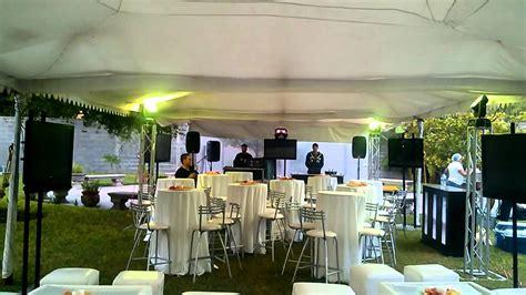 centros de mesa para bautizos en monterrey ivory arte floral renta de toldos para 15 a 241 os en monterrey pantallas musica luces sillas y mesas