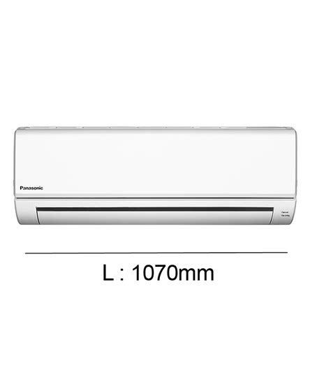 Ac Outdoor Panasonic panasonic 2 0hp air conditioner cs pv18skh split indoor
