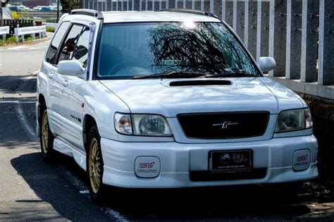 subaru forester sti for sale at jdm expo japan