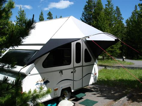 aliner awning awnings ideas dave theoleguy and nancy s aliner
