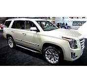 2015 Cadillac Escalade  Exterior And Interior Walkaround