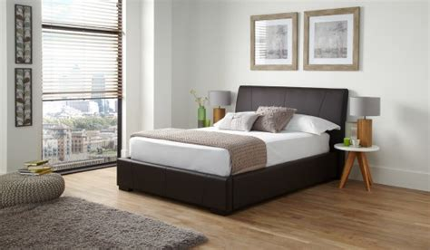 Bed Frames Las Vegas Vegas Faux Leather Ottoman Bed Frame Bensons For Beds