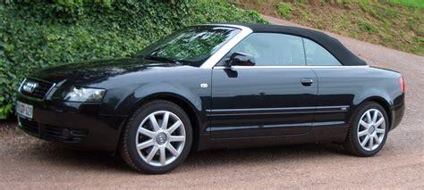 Suche Audi A4 Cabrio by Datei Audi A4 Cabrio Closed Jpg