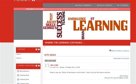 moodle theme rocket moodle in english getting the rocket ready for launch