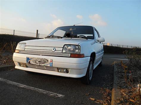 Troc Echange Renault Super 5 1 4i 60cv Kit Baccara 95 Sur Bureau De Change Val D Oise