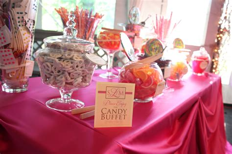 Sweet Buffet Table 31 Diy Candy Table Ideas For Wedding