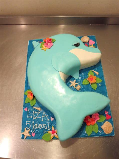 Home Made Birthday Decorations dolphin cake dolphin birthday cake flavor vanilla