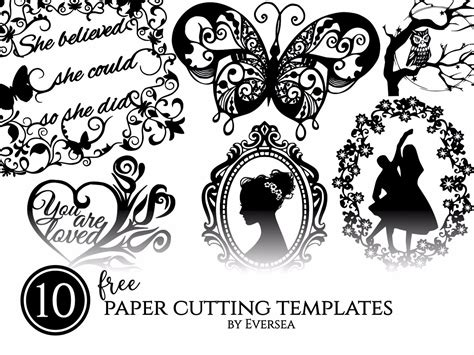 paper cutting templates free project 10 free paper cutting templates printable