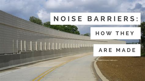 noise barriers     youtube