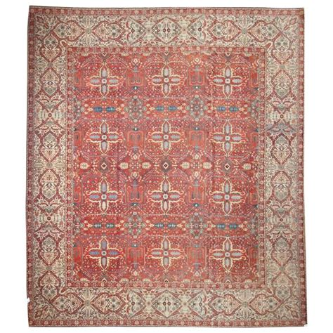 modern turkish rugs modern turkish rug in the style of mohtasham kashan for sale at 1stdibs