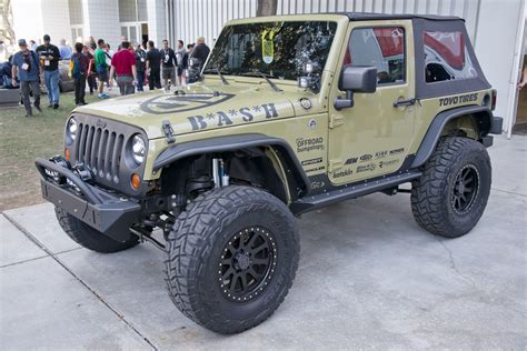 Cool Jeep Nicknames Gallery Jeeps Of Sema 2015 Recoil Offgrid