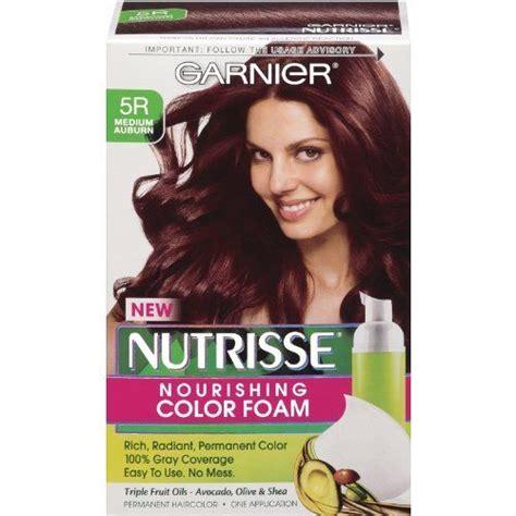 garnier nutrisse nourishing color foam reviews photo