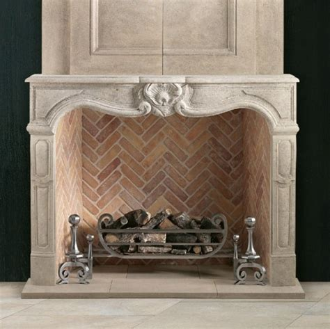 Decorative Logs In Fireplace by 25 Best Ideas About Gas Logs On Cool House