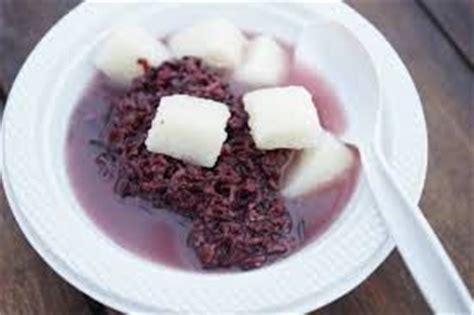 membuat es krim ketan hitam resep cara membuat es ketan hitam segar manis serta nikmat