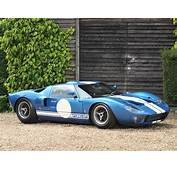 1965 Ford GT40 MkII Supercar Race Racing Classic G T