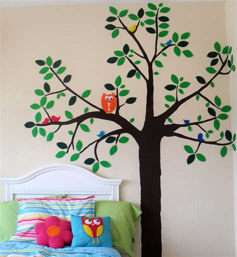 diy wall stickers s budget crafts diy wall decals