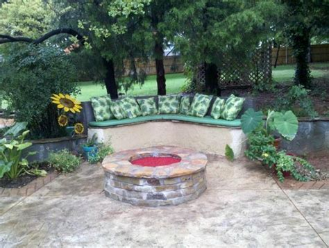 Firepit Area Pit Area Creative Home Ideas