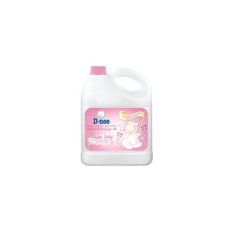 Happy Laundry Softener d nee baby fabric softener happy baby formula pink color 3 000 ml giftpattaya