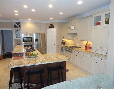 American Kitchen And Bath by Custom Cabinets American Kitchens Nc Design