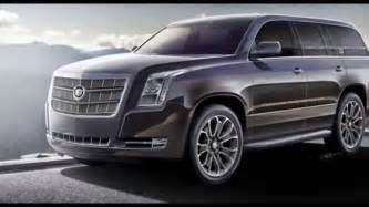 Cadillac Escalade Specifications 2016 Cadillac Escalade Specs And Changes Auto Reviews