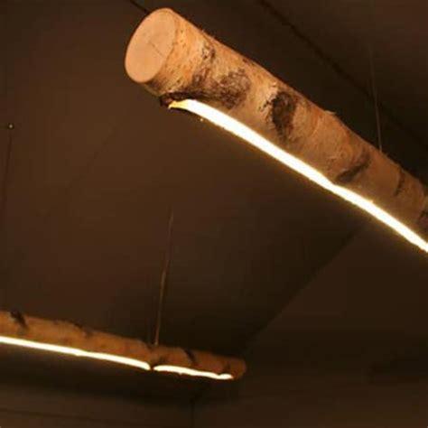 wooden light raw beam wood light fixture from sweden id lights