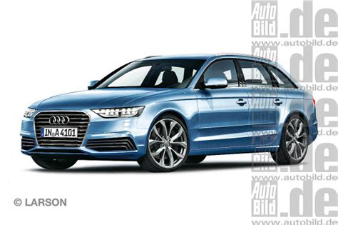 Wie Lang Ist Ein Audi A4 Avant by Die Neuen Kombis Der Nation Autobild De
