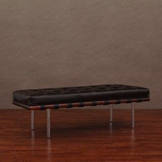 overstock entry bench walnut wood dark brown leather and wooden benches on