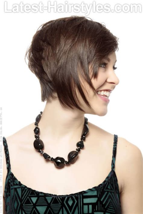 side view of asymmetric hairstyles 15 professional hairstyles for every type of workplace