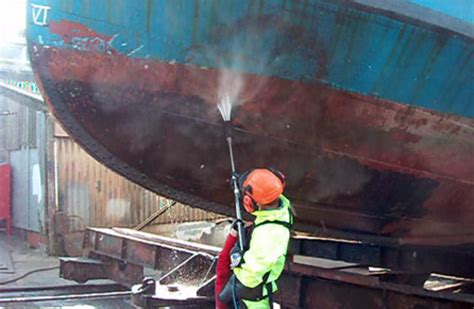 boat bottom paint dangers marine antifouling biofouling removal boat ship