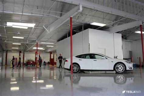 Tesla Repair Tesla La Club Unveils Los Angeles Largest Tesla Service