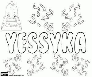coloring pages of the name jessica girl names with y coloring pages printable games