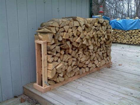 build firewood rack for stacking firewood rack stacking firewood firewood storage and