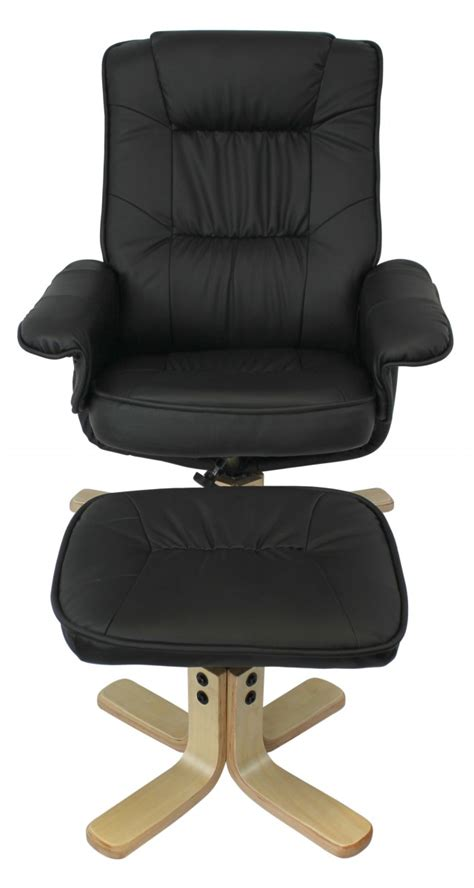 amstyle tv armchair recliner relax swivel chair lounge