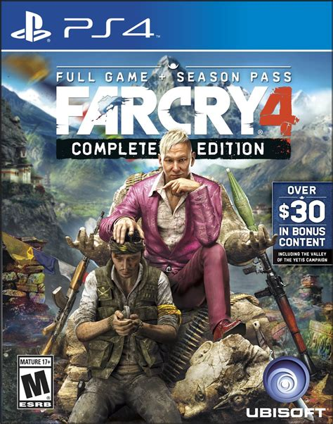 Far Cry 4 Ps4 2nd far cry 4 complete edition ps4 microplay