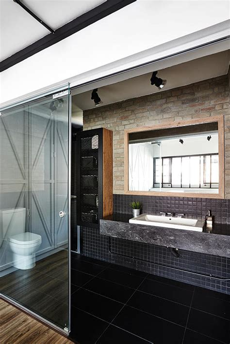 bathroom design ideas open concept spaces   glass