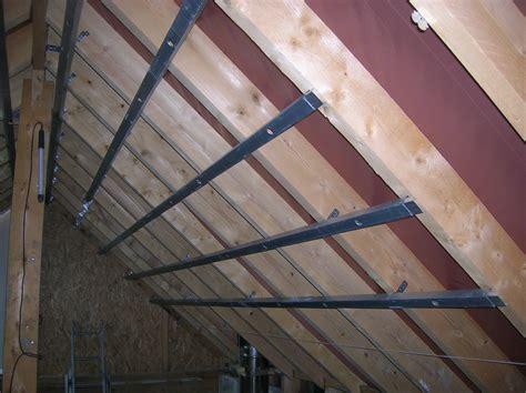 Rail Pour Plafond by Rail Placo Pour Plafond En Pente Communaut 233 Leroy Merlin