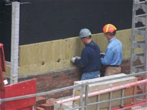rainbarrier continuous insulation thermafiber