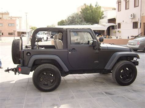 matte white jeep 2 door 25 best ideas about black jeep on black jeep
