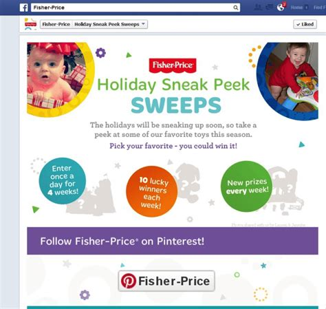 Sweepstakes Email - facebook sweepstakes 50 ideas tips and exles