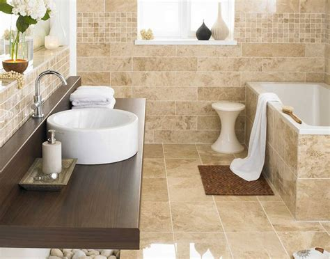beige tile bathroom 40 beige stone bathroom tiles ideas and pictures