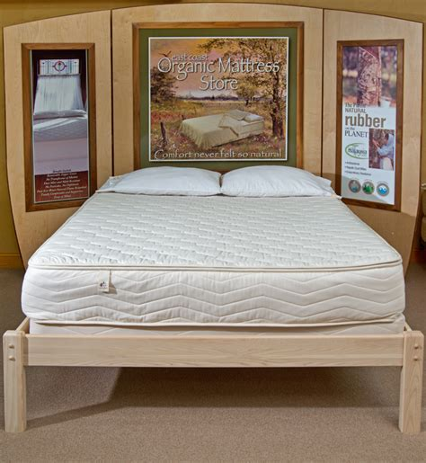 Organic Mattress Store by Solid Wood Bed Frames Metal Frames The Organic