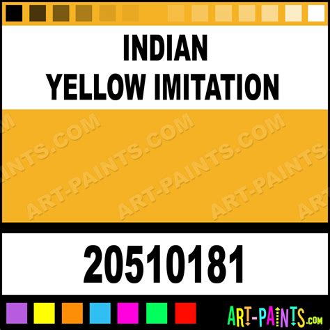 indian yellow imitation artists gouache paints 20510181 indian yellow imitation paint