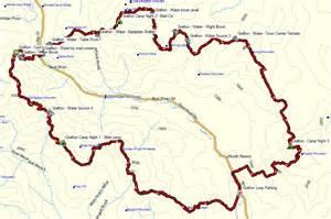 loop trail map hiking the grafton loop cing in maine sintax77