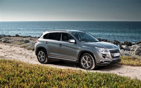 peugeot suv 2015 2016 peugeot 4008 pictures information and specs auto