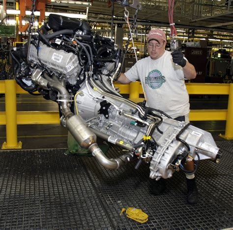 ford dearborn plant ford launches new truck at dearborn plant zimbio
