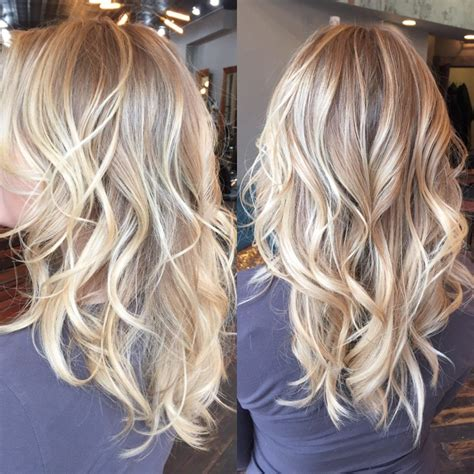 gallery blonde highlights onbre mane salon chicago il united states beautiful frosty