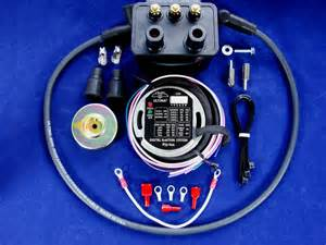 United Ignition Wire Part 9362 Ultima 174 Single Programmable Ignition Kit W Rotor