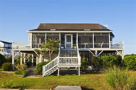 oak island nc house rentals priest house vacation rental in oak island carolina
