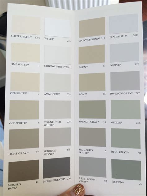 farrow and paint colors farrow beautiful colour scheme domestic 101